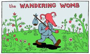 wandering-womb